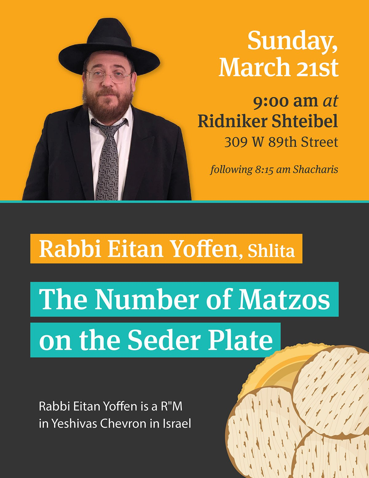 Rabbi Eitan Yoffen